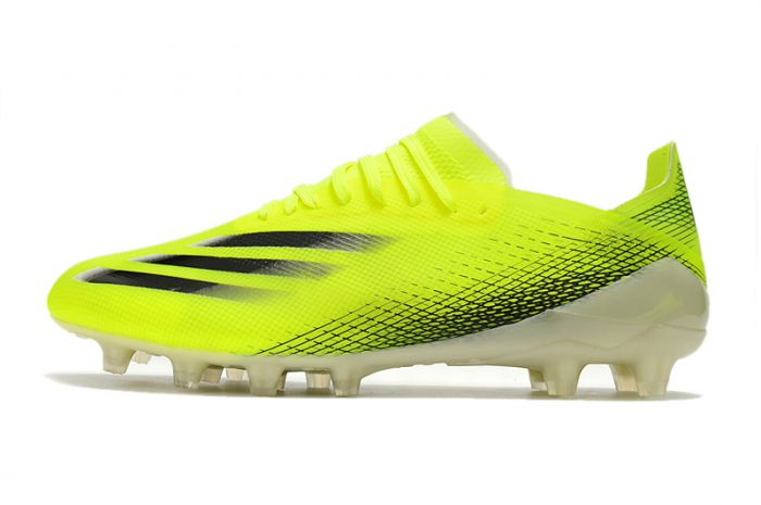 Adidas X Ghosted.1 AG - Solar Yellow Black
