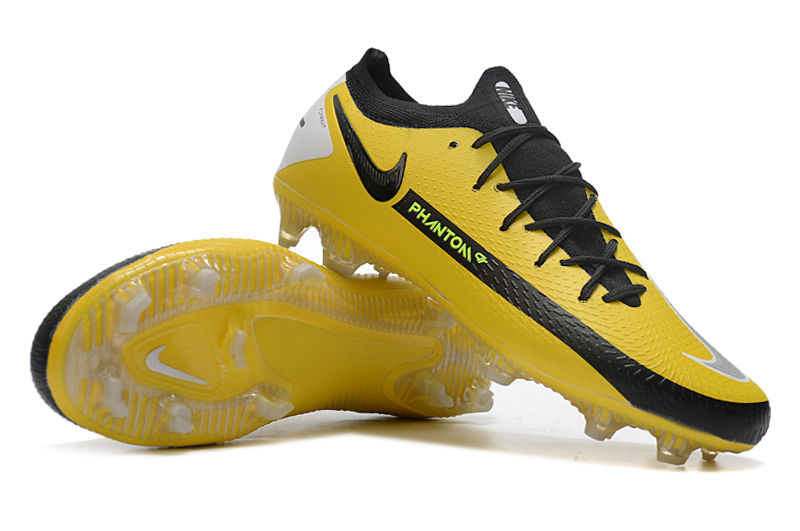 Gear Up Greatness with Nike Phantom GT Elite FG Yellow White
